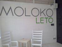 Вывеска MOLOKO